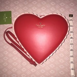 Kate Spade Yours Truly Chocolate Heart Crossbody